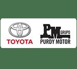 TOYOTA - PURDY MOTOR