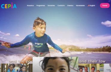 New CEPIA website