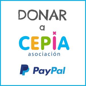DONAR a CEPIA con PayPal me