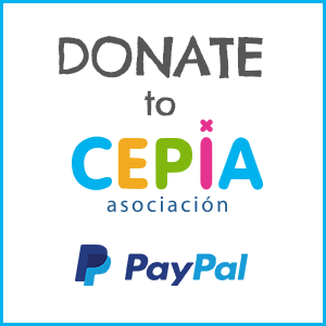 DONATE to CEPIA using PayPal me