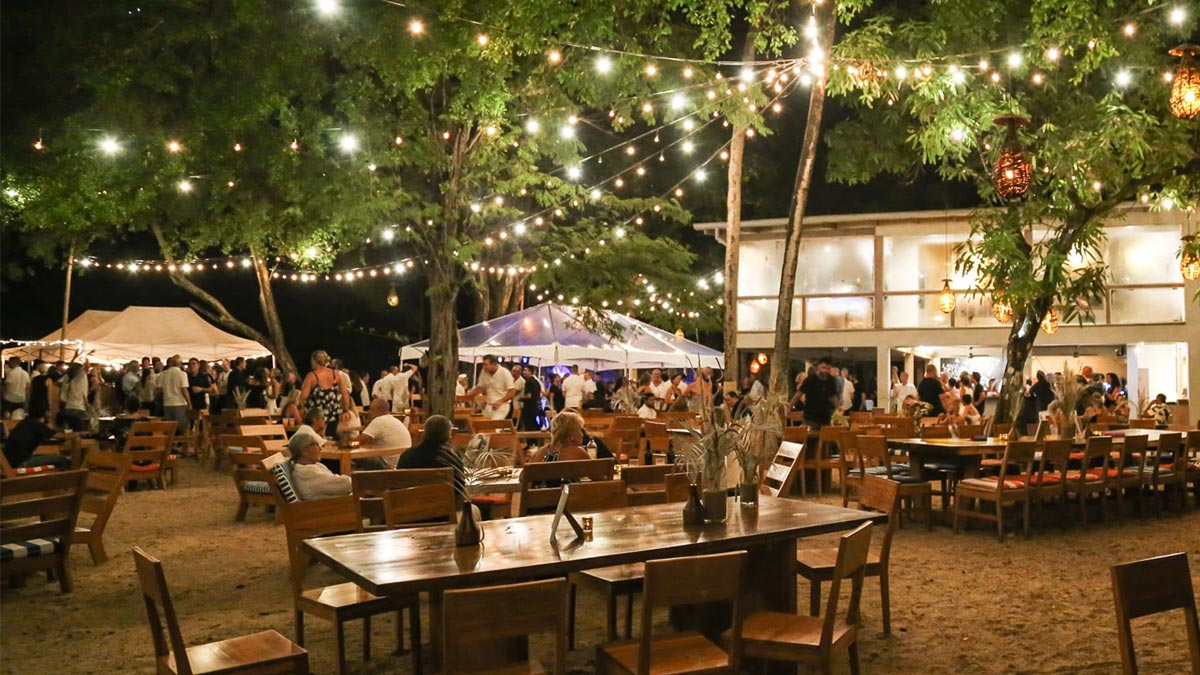 CEPIA Black & White Party © TamarindoVIDA.com