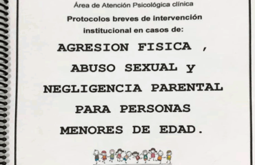 Manual de agresión y abuso sexual