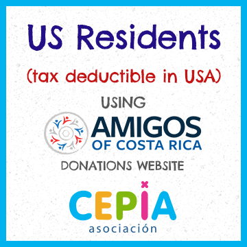 Donate to CEPIA for US Residents using Amigos